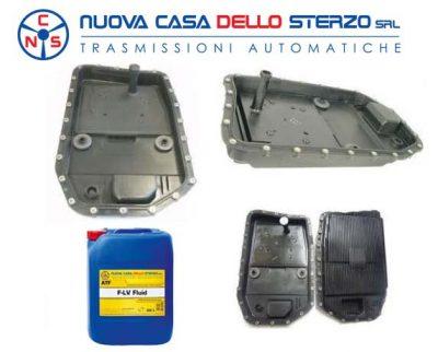 Coppa/Filtro olio cambio 6hp