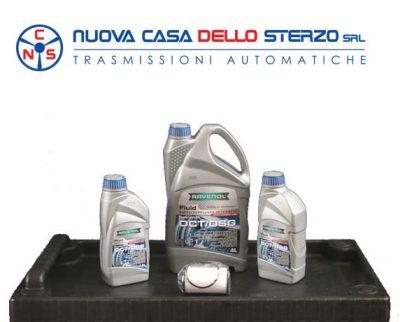 Kit Olio Filtro cambio GM 6hp