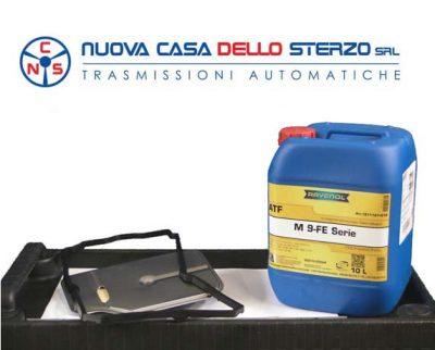 Kit Tagliando Filtro Guarnizione Mercedes 722.9