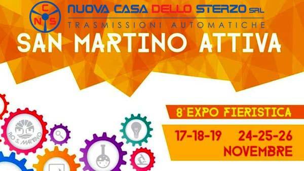 Feria San Martino Attiva 2017
